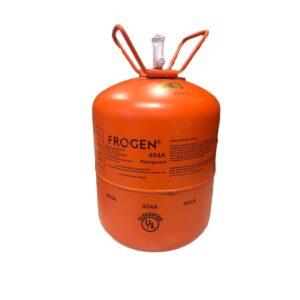 گاز مبرد R404a فروژن (Frogen)