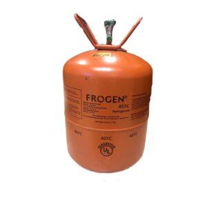 گاز مبرد R407c فروژن (Frogen)