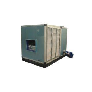 هیتر کولر صنعتی با کوره هوا گرم مدل 5000